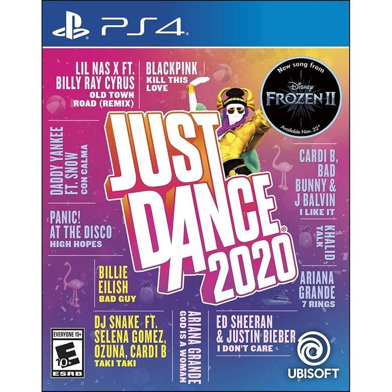 PS4 (미국정품 플스4) 저스트댄스 2020 스탠다드 에디션, 상세창조