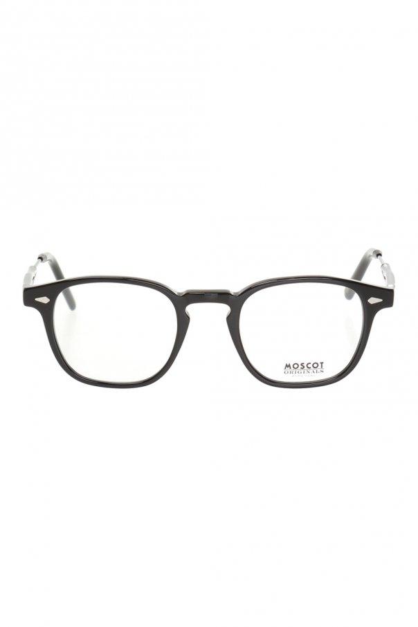 Moscot 'Genug' optical glasses GENUG 0-0230-01 BLACK PEWTER 150불 이상 주문시 부가세 별도