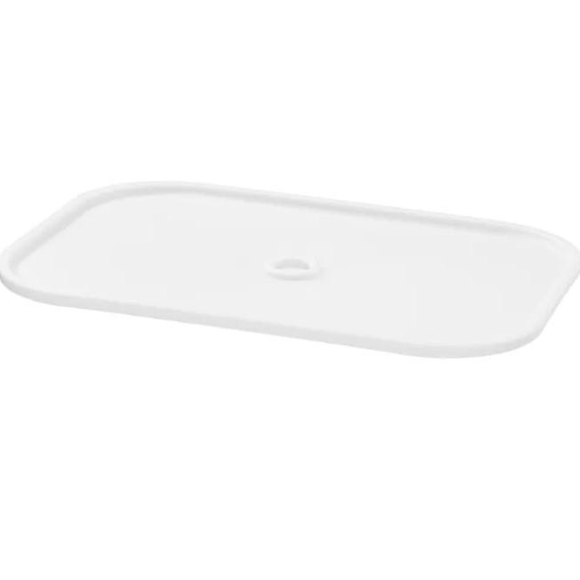 이케아 트로파스트 뚜껑 화이트 40x28 cm, 1개