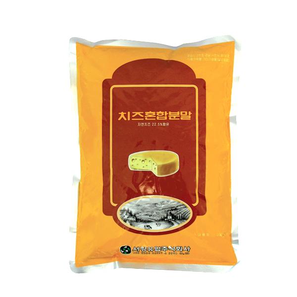 [서강유업]치즈혼합분말1kg/핫도그/회오리감자, 단일상품