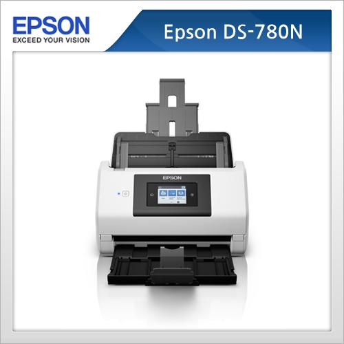 엡손 DS-780N 고속 네트워크 A4 양면 북스캐너