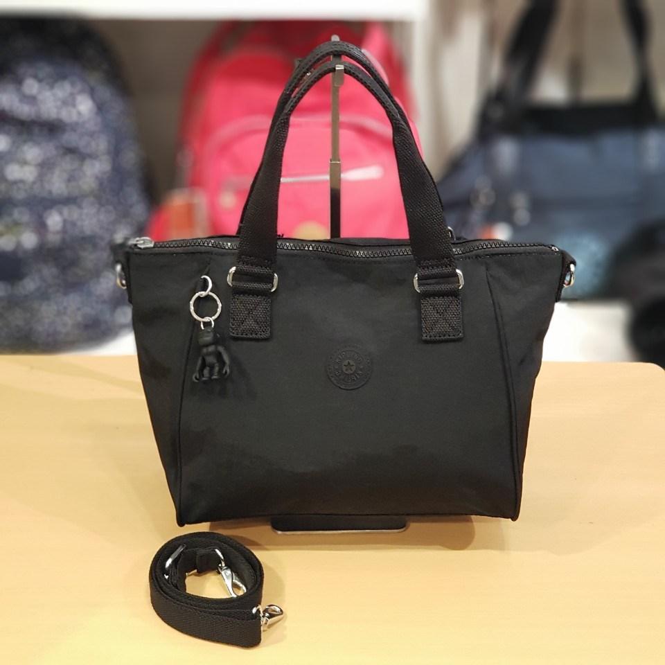키플링 [쇼핑 특가] 토트백&크로스백 #신상 50%세일# AMIEL-BLACK Noir 아미엘 KPCB04K15371P39_shopping