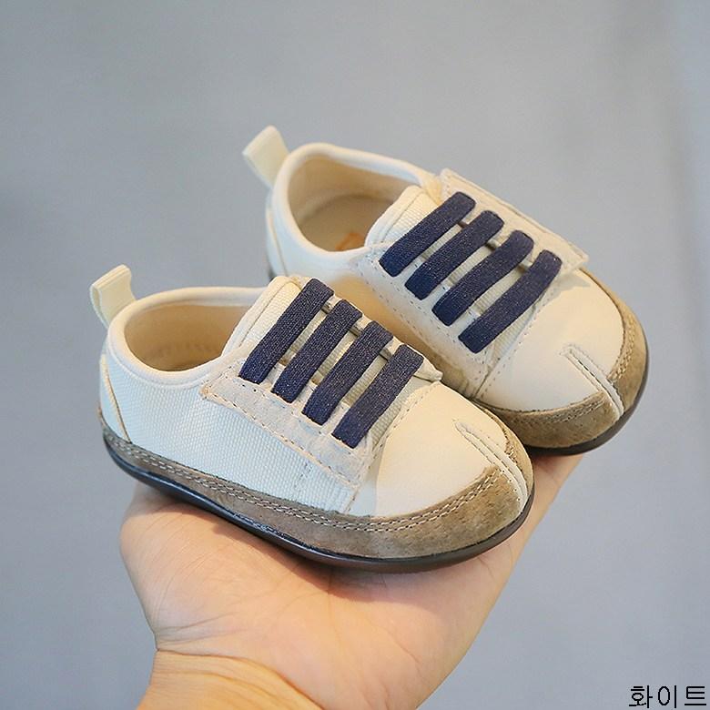 굿데이 컴퍼니 베이비부츠 소프트베이스 걸음마 봄가을 베이비 1세 신발 안빠져 아기 걸음마화 wXBX17