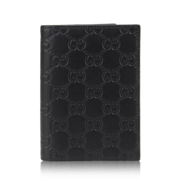 [구찌] 시그니처 여권 케이스 / 415380 CWC1R 1000