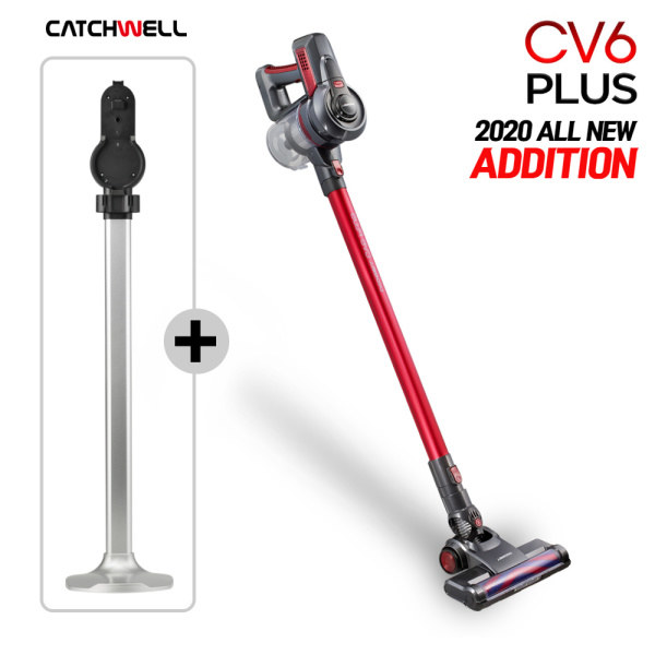 [캐치웰] CV6 PLUS ADDITION 무선청소기 풀패키지 20년형 신제품, 상세 설명 참조, 상세 설명 참조