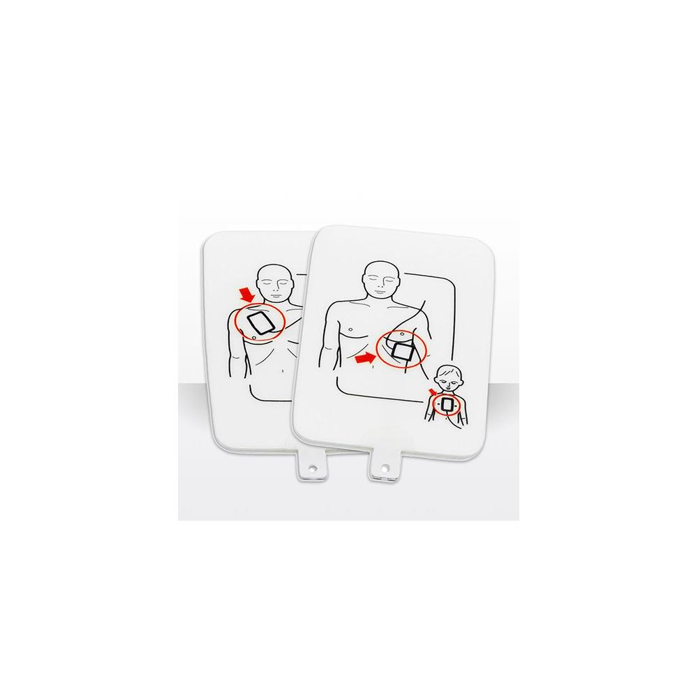 교육용 자동 심장 충격기 패드 AEDUT-105 전용, 단품