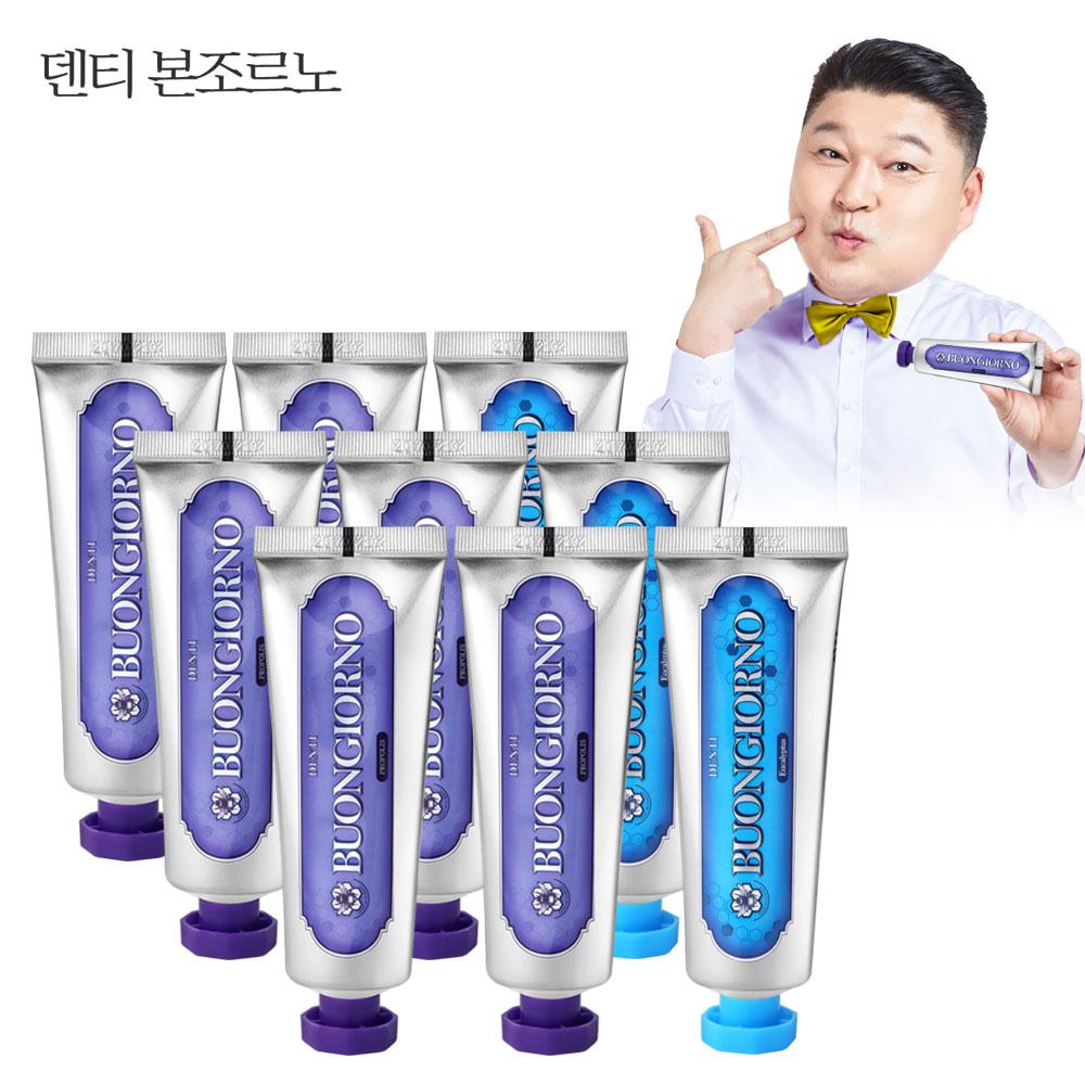 치약SET (잇몸100g 6개+치석100g 3개), 1set