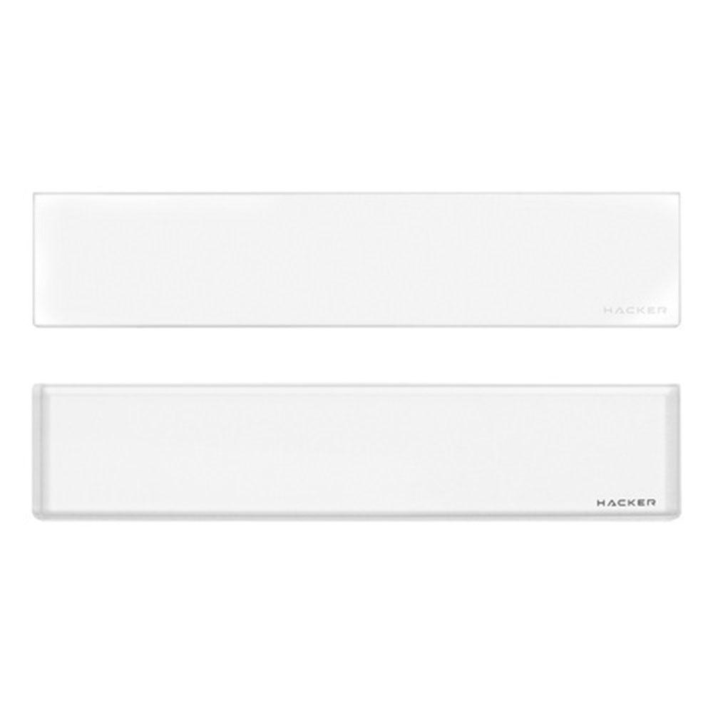 앱코 ARC1 풀배열 아크릴 팜레스트 손목 받침대, ICE Acrylic