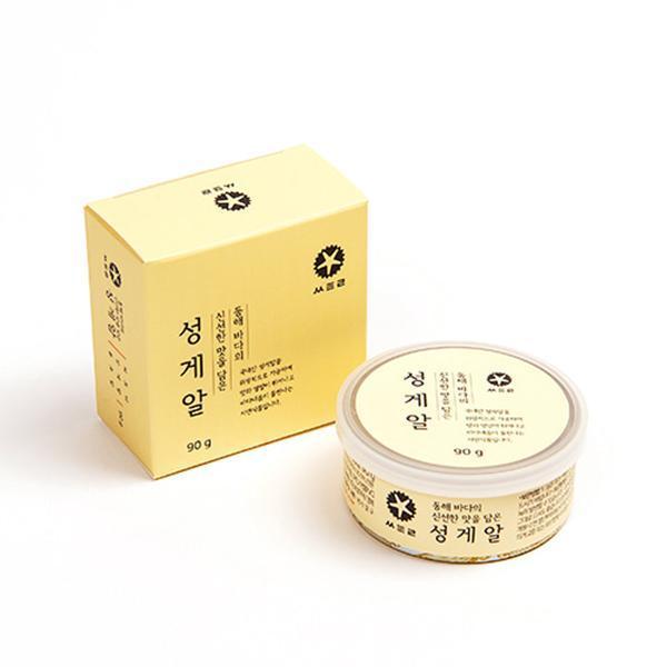 씨트리 성게알통조림(90gx2), 단품