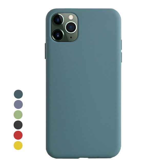 HS+ 나하로 아이폰 11 프로 MAX 리얼실리콘 케이스 S_E4C871F_아이폰11프로케이스 나하로케이스+sellerade, 너로정했오~!! 본상품선택