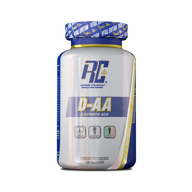 로니콜먼 디에이에이 남성호르몬 상승 보충제 120캡슐 30회분량
