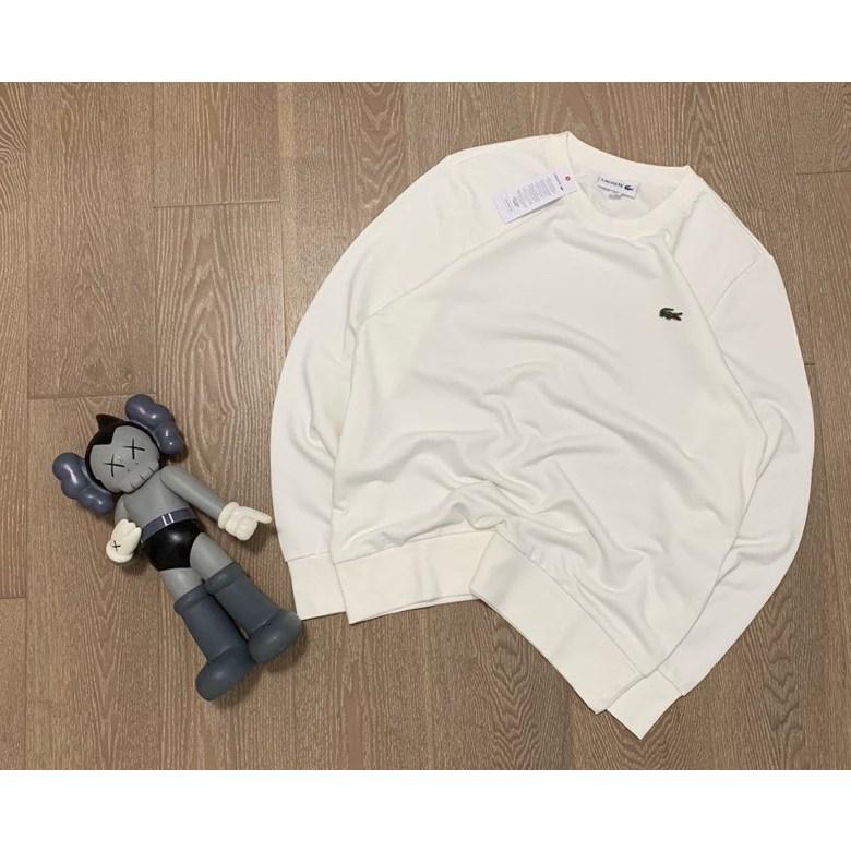 라코스테 남녀공용 크루넥 니트 티셔츠 105
