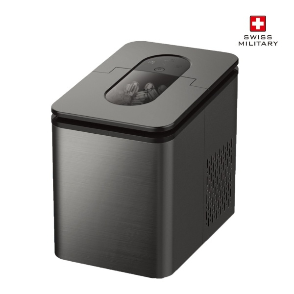 스위스밀리터리 스마트 가정용 미니 제빙기 아이스 메이커 SMA-IM600DG