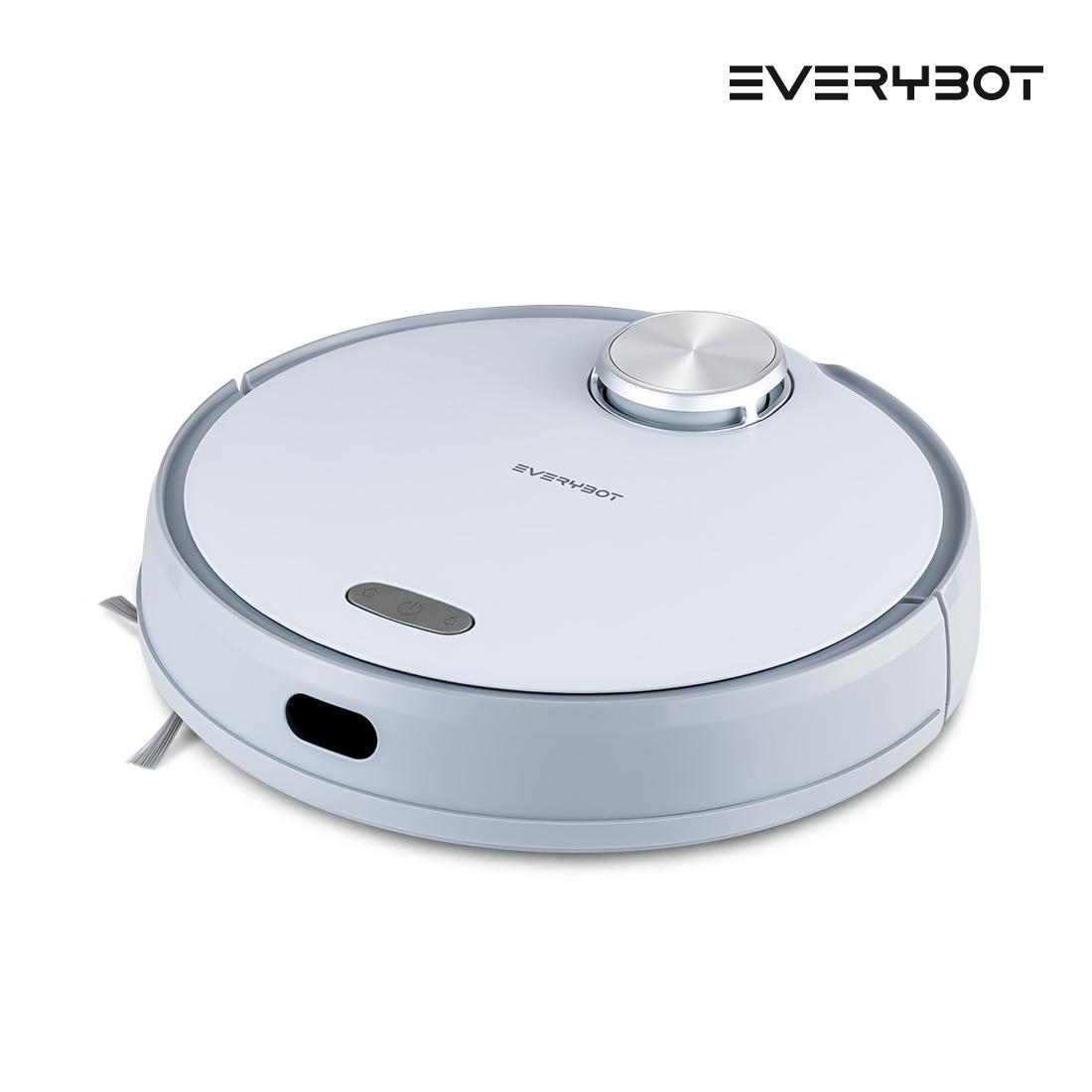 에브리봇 로봇청소기 3i POP 미스티블루