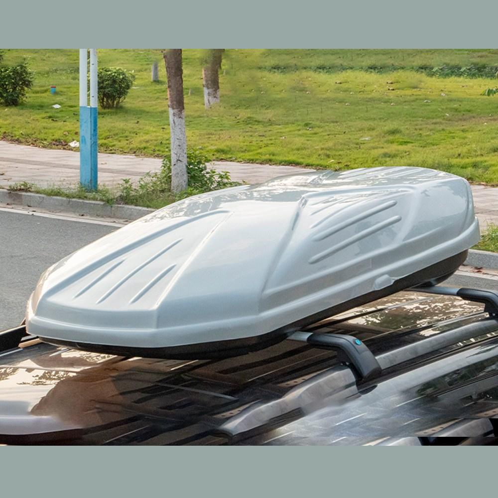 올뉴카니발 카니발 레이 루프박스 다양한 차량적용 가능 루프박스 400L-700L, 400L, 화이트