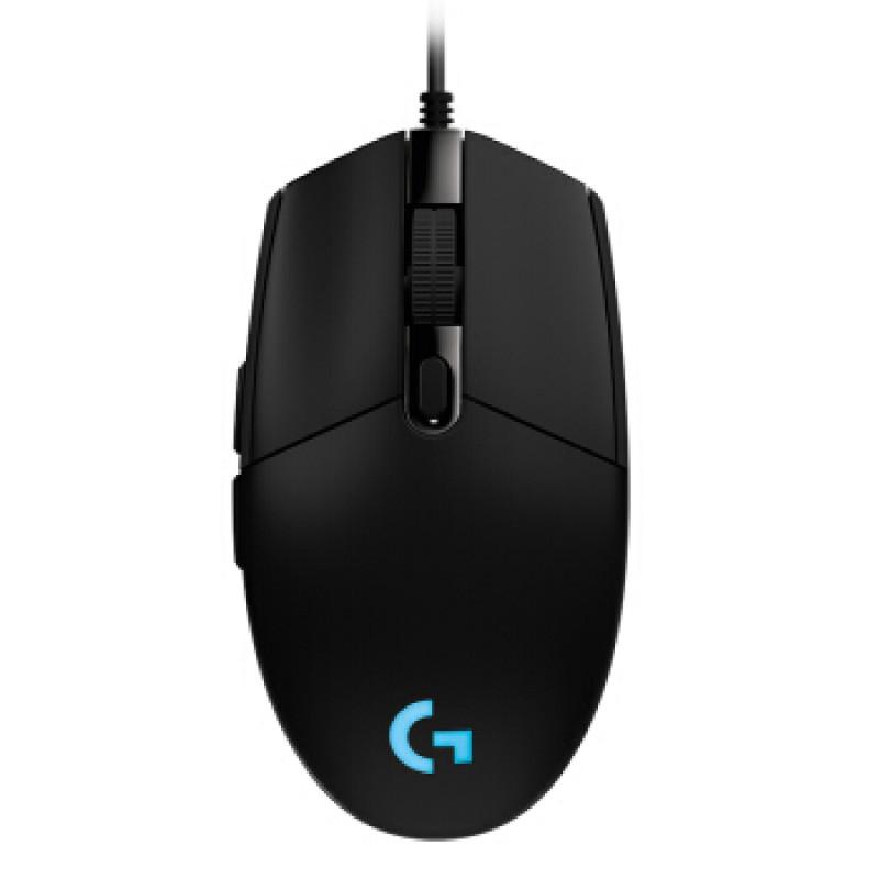 로지텍 Prodigy 유선 게이밍 마우스, 블랙, G102