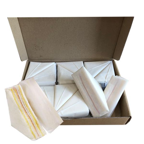 로만 버터크림샌드 햄치즈 80g x 12개 냉동 샌드위치