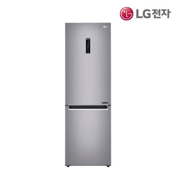 [LG전자] [으뜸효율환급대상]LG 상냉장 냉장고 메탈샤인 M349SE 339L 1등급, 상세 설명 참조