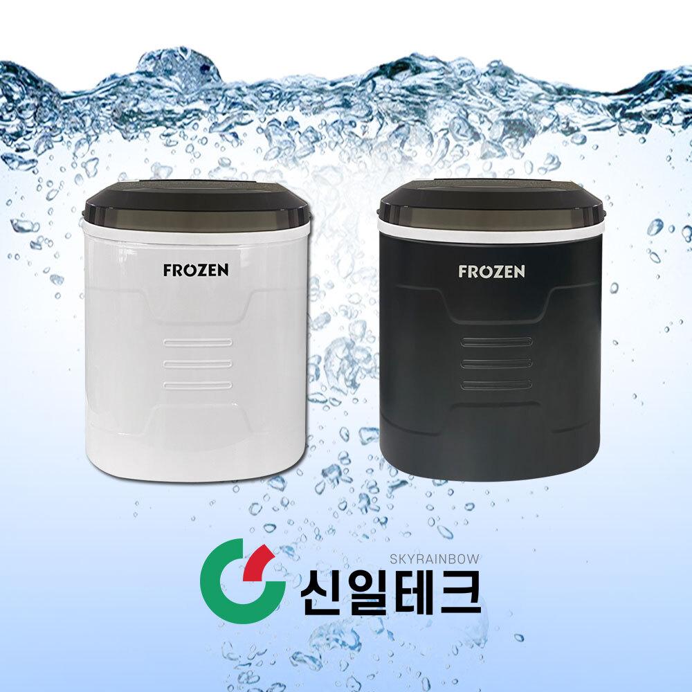 신일테크 가정용제빙기 GSN-Z1 얼음제조기 1일 15kg, 블랙 (POP 1717204534)