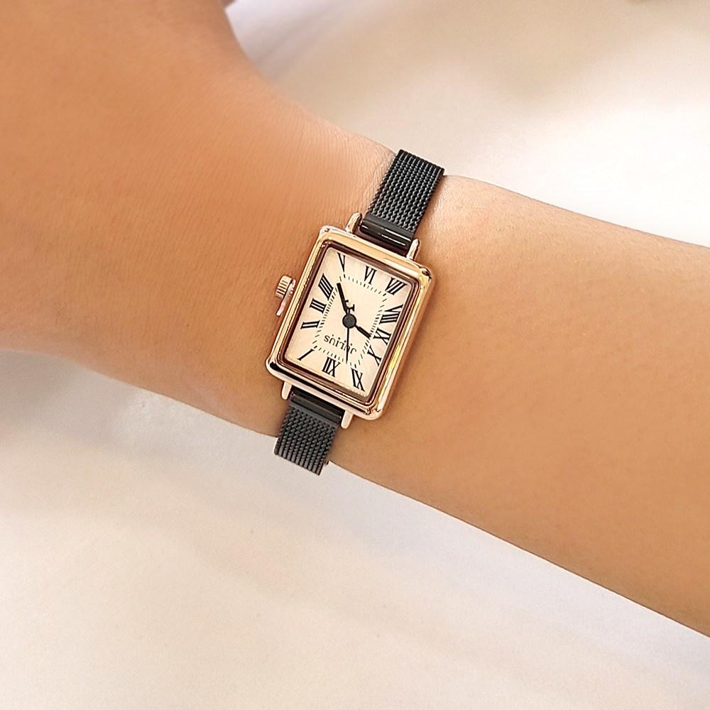 쥴리어스 여자 메탈 손목시계 1232 선물포장-17-4833172352