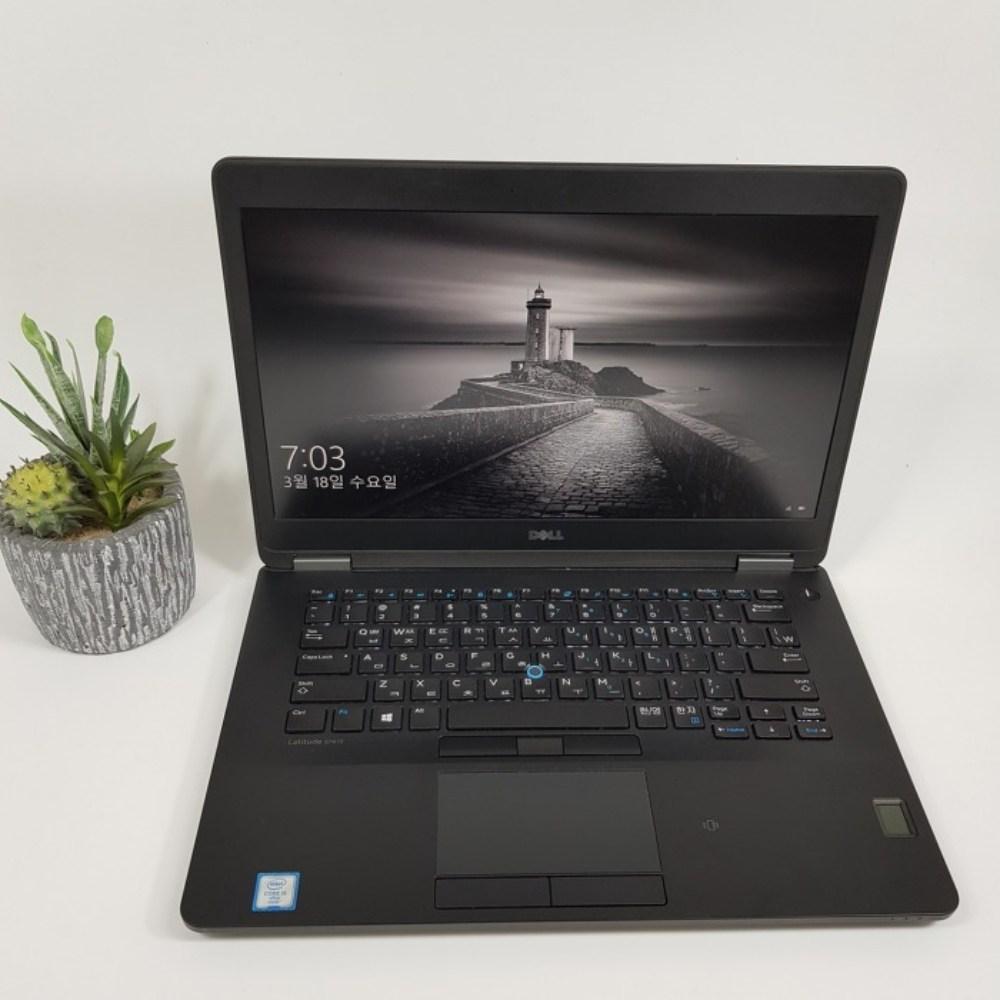 DELL 델 슬림 프리미엄 노트북, SSD 256GB, 8GB, Window 10 Pro