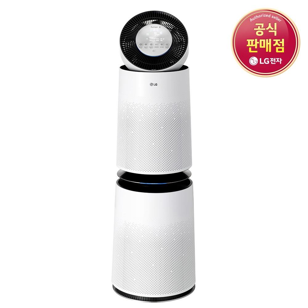 LG전자 공식판매점 퓨리케어 360 공기청정기 AS280DWFC, AS280DWFC (택배)