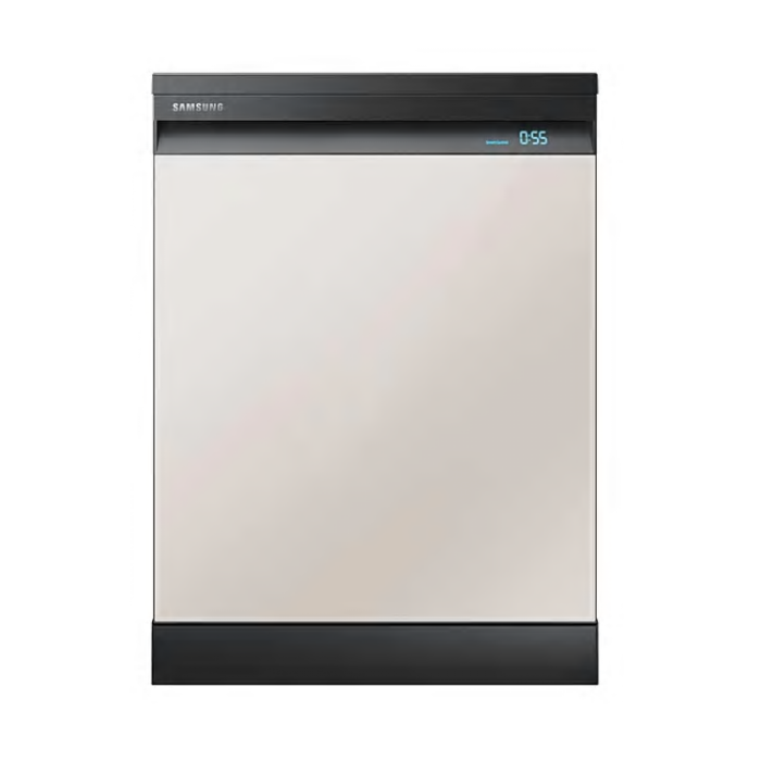 삼성전자 빌트인 비스포크 식기세척기 글램 베이지 DW60T8075LB [12인용], 옵션없음, 옵션없음
