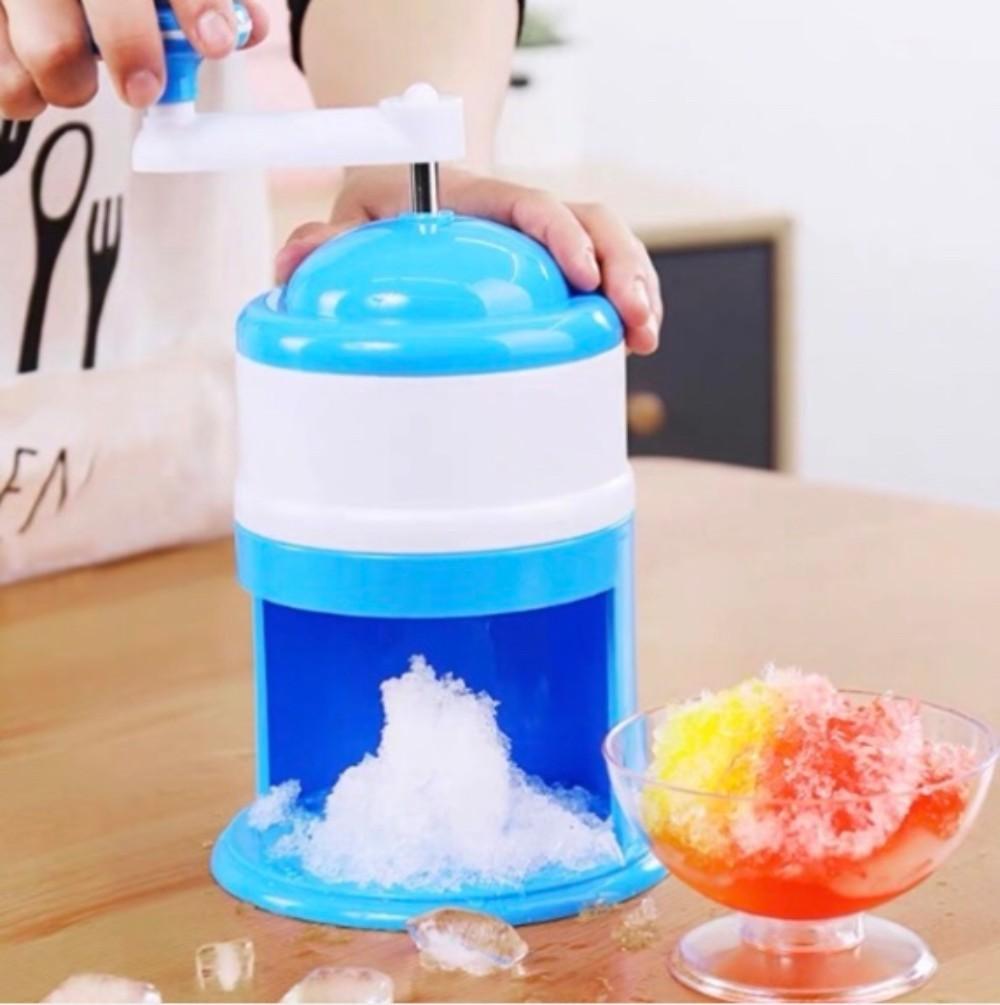 빙수기 수동 가정용 소형 빙수기 슬러시 기계 (POP 5763616911)
