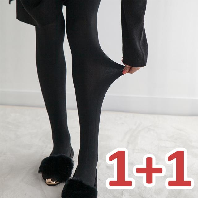[1+1]따뜻한 여자 밴딩 겨울 기모 스키니 레깅스 팬츠 맘껏따뜻한레깅스