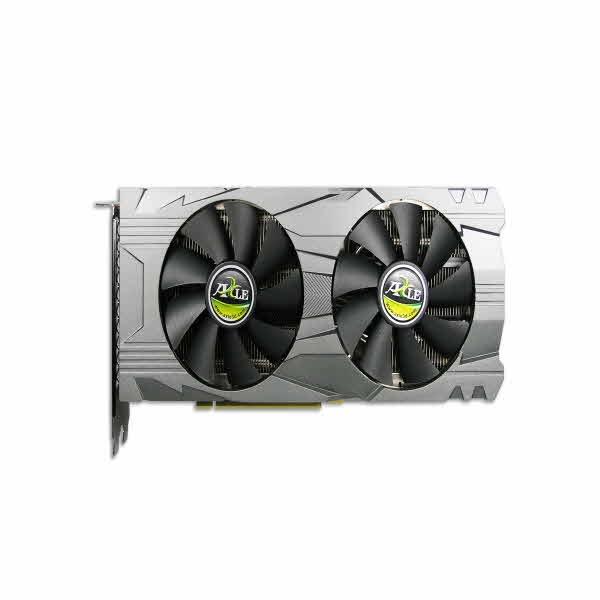 TWO1MALL [AXLE] GeForce RTX2060 SUPER D6 8GB 듀얼 백플레이트 [벌크] 그래픽카드, 613494