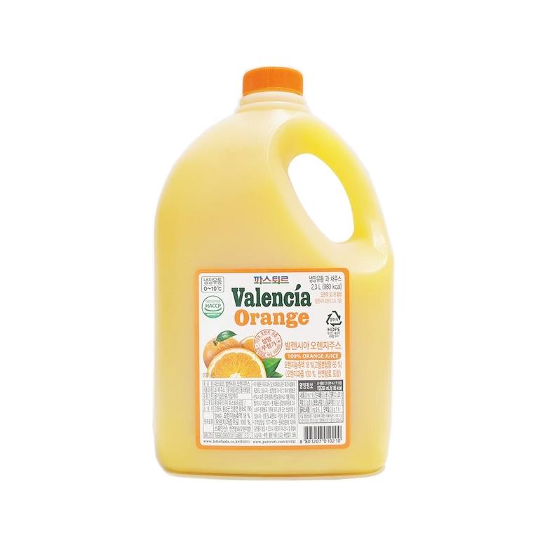 발렌시아 오렌지 주스 (2.3L), 기본