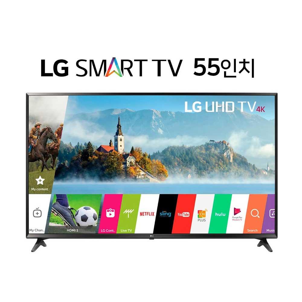 LG 전자 4K-UHD 55인치 리퍼 티비 55UK6850 55UK6850BNF, 지방벽걸이