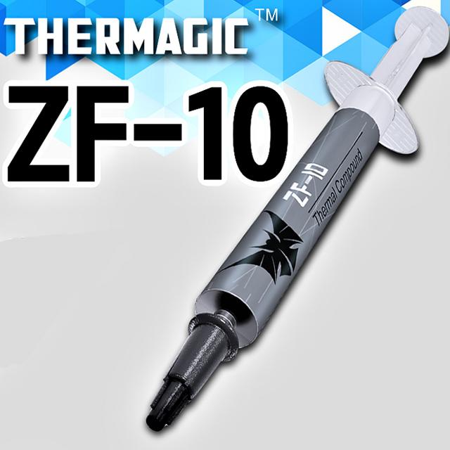 thermalmagic Thermagic ZF-10 2G 서멀 구리스 오버클럭 써멀, 단일상품