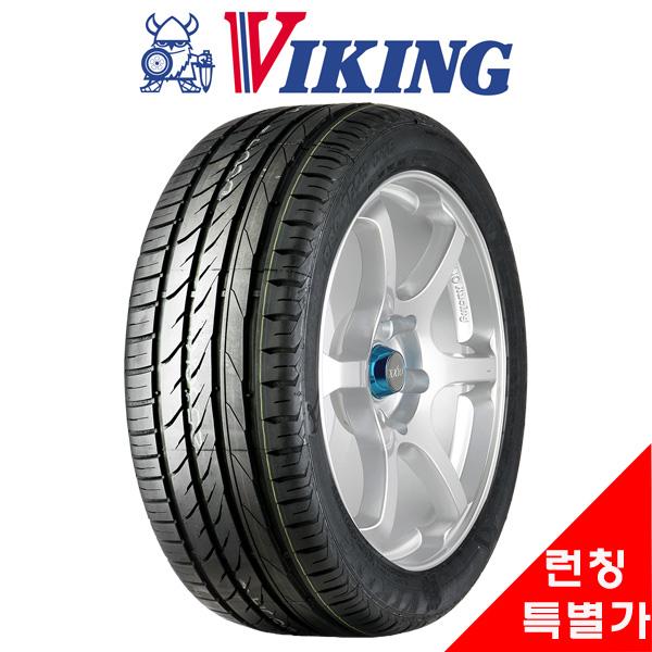 콘티넨탈 Value Brand 바이킹타이어 Pro Tech PT6 225/55R17 정품 장착X, 장착서비스 X