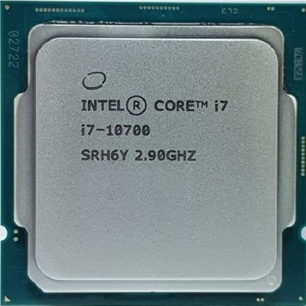 엠지컴/인텔 코어i7-10세대 10700 (코멧레이크S) (벌크), 단일상품