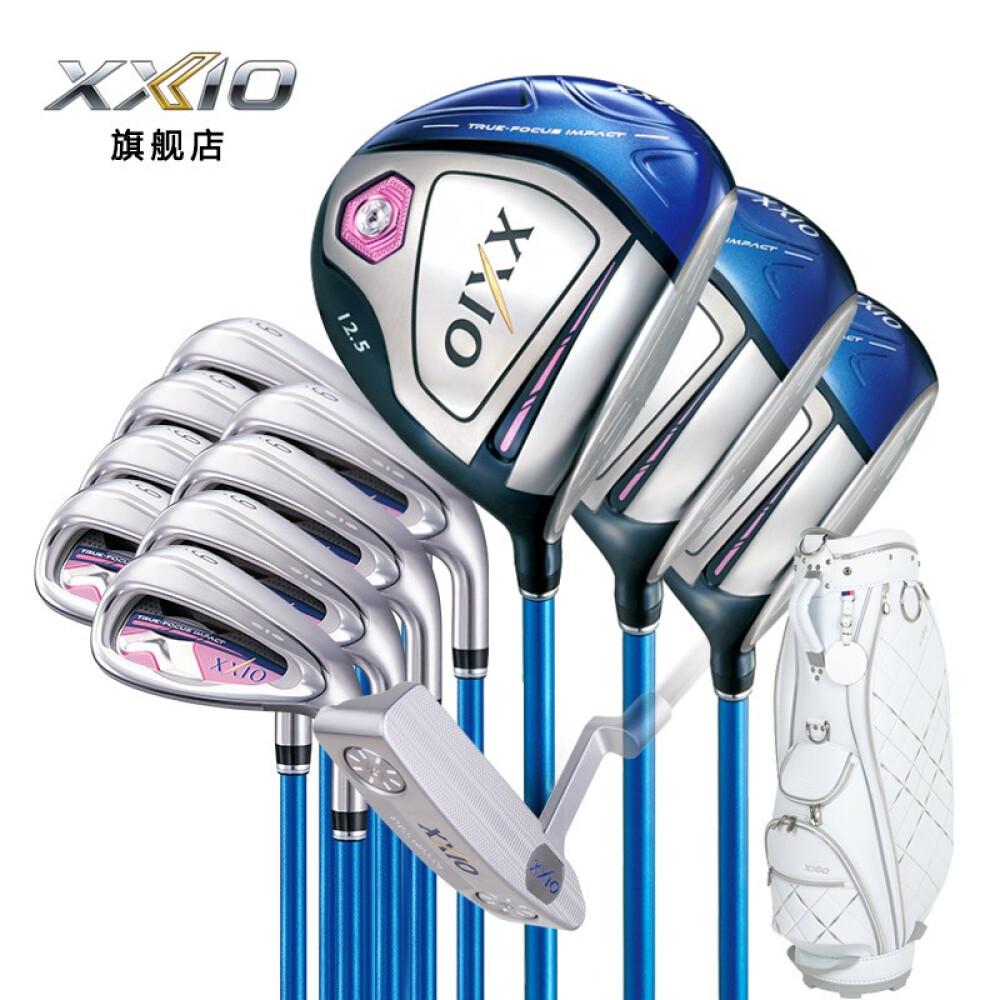 젝시오 여성풀세트 - XX IOxxio MP1000 골프 클럽 여성 클럽 골프 클럽 골프 풀 세트 클럽 원 거리 현물 풀 세트 탄소 스틱 L