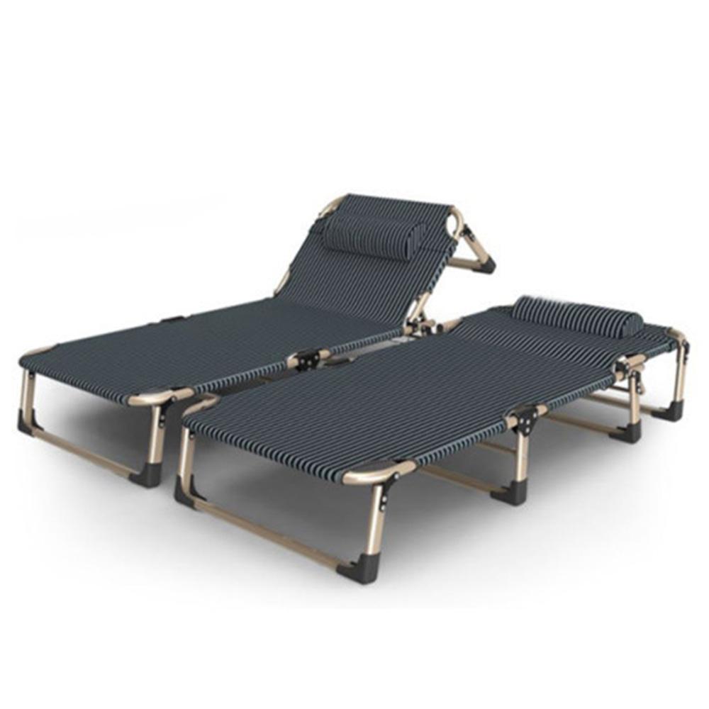 다파나바 공간활용침대 좁은방 사무실 작업장 접이식 침대 스트라이프 접이식침대