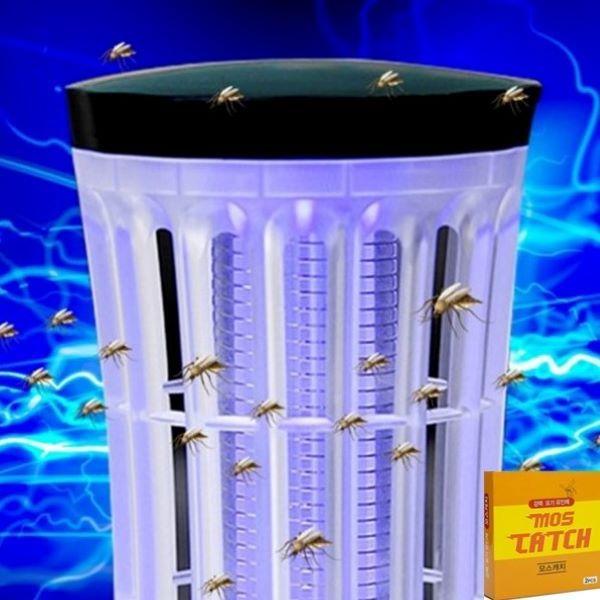 TV방송상품 가정용 모기퇴치기 해충 벌레퇴치기 (야외용 캠핑용 무선), OSB-2000A