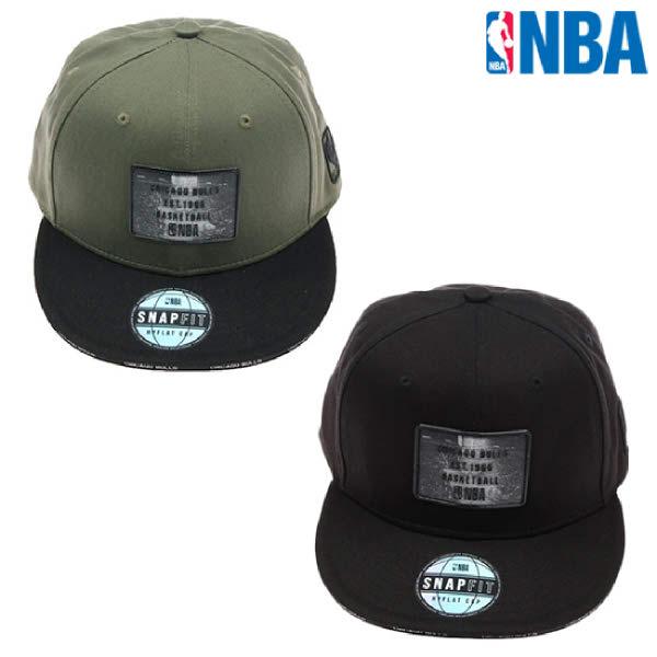 [현대백화점][NBA]엔비에이 N195AP642P 남여공용 필름 와펜 하이플랫 캡 모자