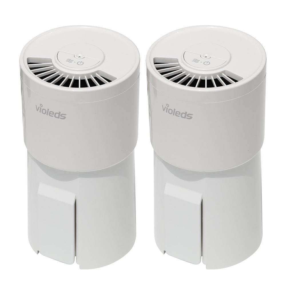 바이오레즈 휴대용 공기청정기 VAC, VAC 공기청정기 2개 (42% 특가할인)