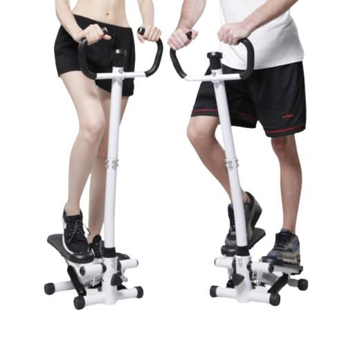 [당일배송] - 손잡이 스텝퍼 - 제자리 걷기운동 - 계단운동기구 - 저소음스텝퍼 - 스텝업 - 스텝밀머신 -여자홈트레이닝 -KC 안전확인 인증