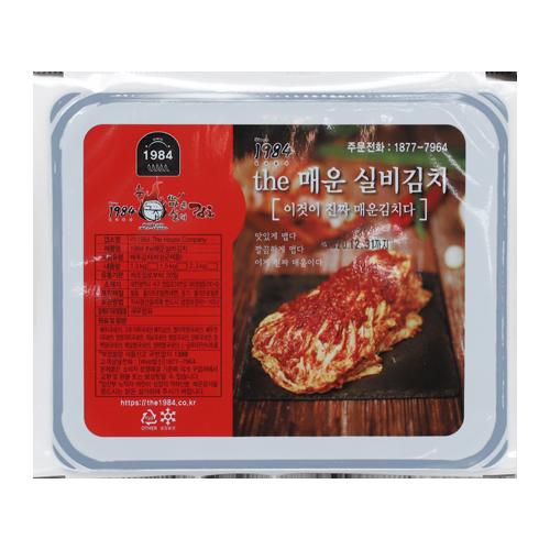 자연공유 맛있게 매운 실비김치 1.3kg-24-4393980196
