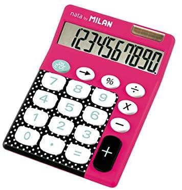 3.예상수령일 2-6일 이내 MILAN 밀란 10 자리 계산기 빅 키 150610DBRBL 도트 핑크 × 블랙 B004TOIBGI 일, 상세 설명 참조0, 상세 설명 참조0