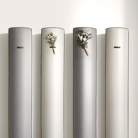 보웰 빈틈없는 에어컨 커버 스탠드 삼성무풍 엘지듀얼 외, A타입(110X182)/라이트그레이
