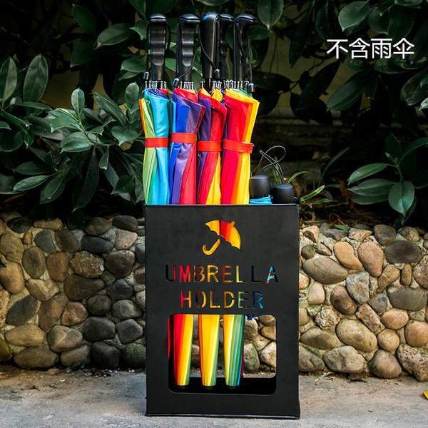 다이소우산꽂이 우산걸이 코스트코 이케아 빗물받이통, 블랙