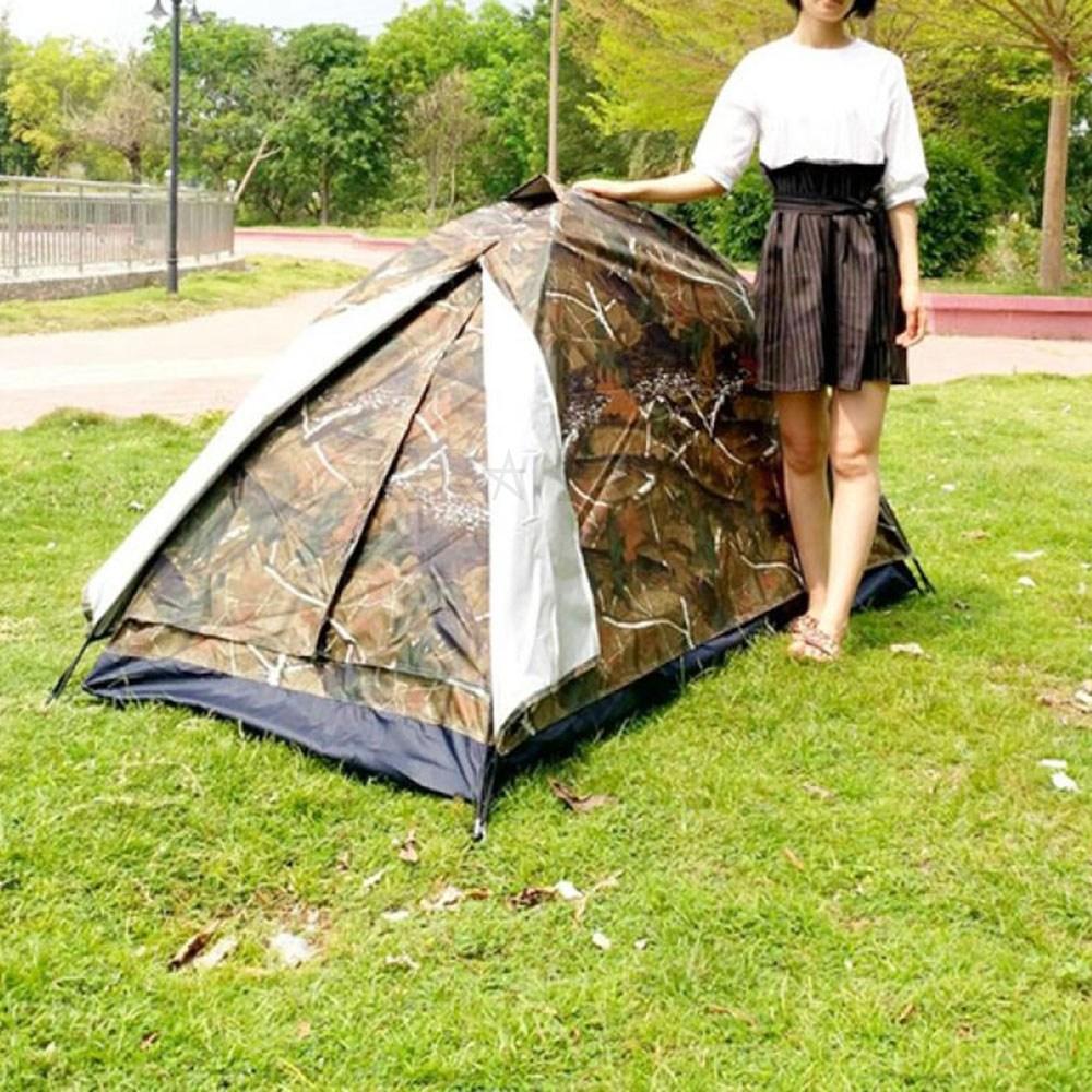 kirahosi 1인용 텐트 야외 1인 캠핑 방풍 보온 방수 방우 겨울 야외 겨울 방풍 44호+ 덧신 증정 BF42wvts, 1, 옐로우 단층(두꺼운재질)