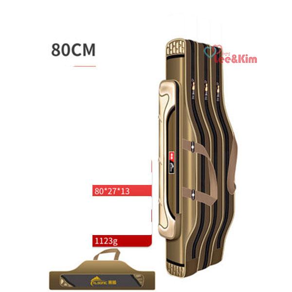 리앤킴 대용량 2~4단 방수 낚시 가방 MA2354, 모델B 3단