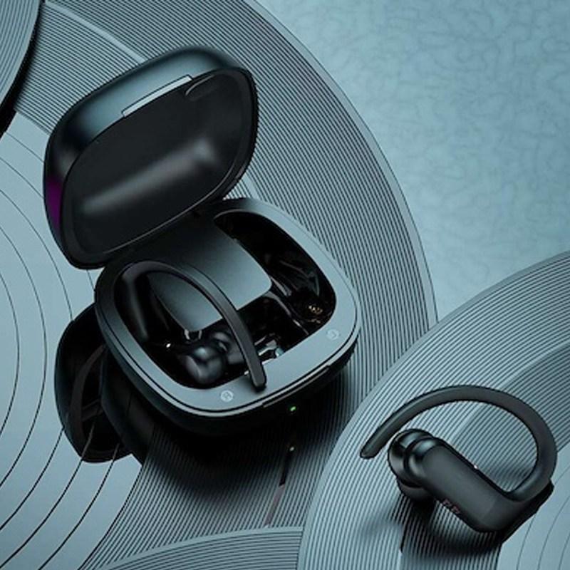 품질개선 무선 블루투스 QCY T6 스포츠형 QCY 이어폰, 단품, QCYT6이어폰