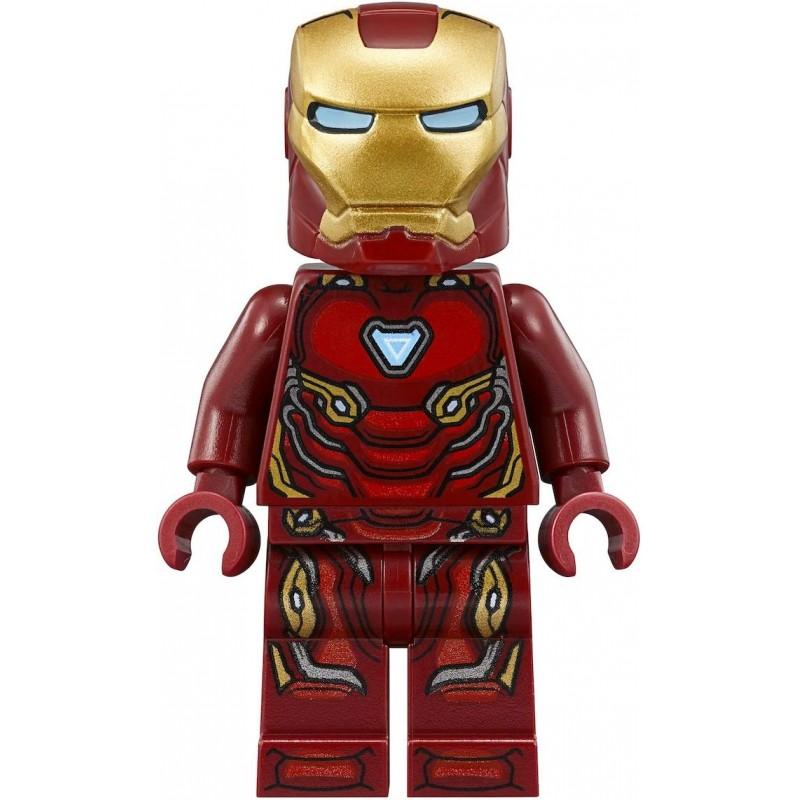 레고 마블 슈퍼 히어로 어벤져 인피니티 워 미니 피겨-아이언 맨 토니 스타크 (76108)