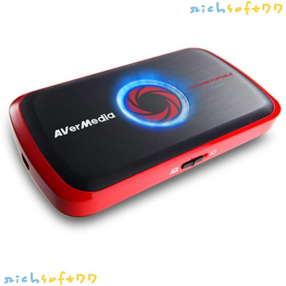 [richsoft77] AVerMedia Live Gamer Portable / USB 2.0 HDMI 영상 캡쳐 장비 / 영상 기타 장비 AVerMedia 영상장비 영상편집장비, 보시는상품선택